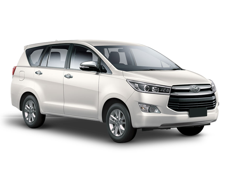 Toyota Innova or Equivalent(7 seaters)